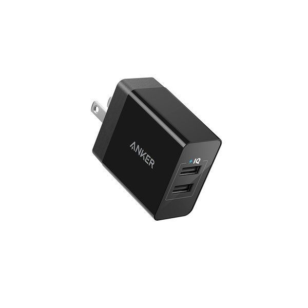 USB充電器 2ポート Anker PowerPort 2 Eco 12W 急速充電 iPhone iPad  MacBook Android 各種対応 折り畳み式プラグ  PowerIQ  VoltageBoost|ankerdirect|09