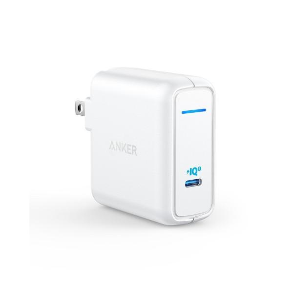 Anker PowerPort Atom III 急速充電器  60W PD対応 60W USB-C PSE認証済 PowerIQ 3.0 GaN採用 折りたたみ式プラグ搭載|ankerdirect