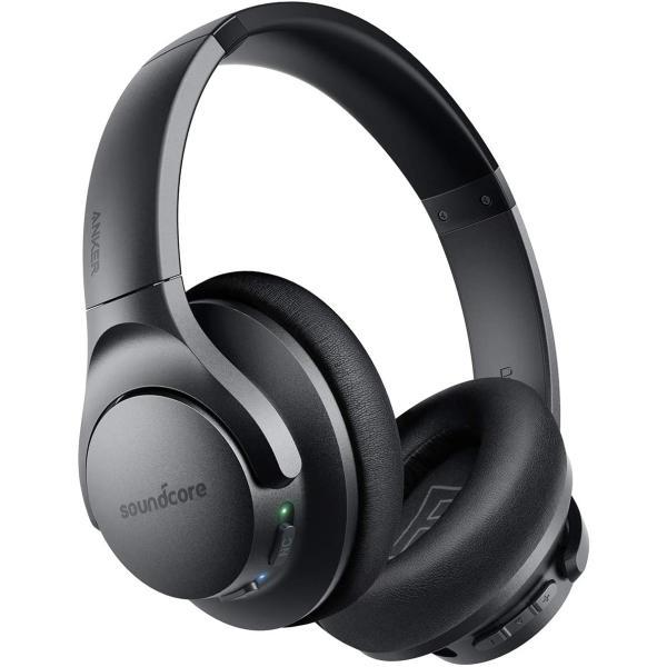 AnkerSoundcoreLifeQ20(Bluetooth5.0ヘッドホン) アクティブノイズキャンセリング/ハイレゾ対応(