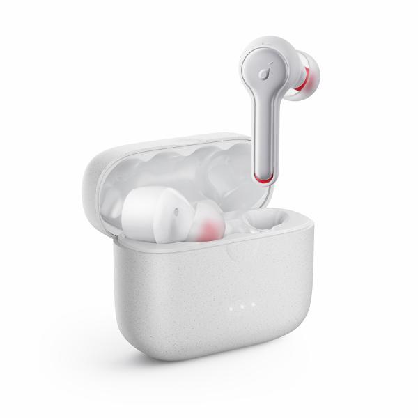 Anker Soundcore Liberty Air 2 ワイヤレスイヤホン Bluetooth5.0 最大28時間音楽再生 Siri対応 グラフェン採用ドライバー マイク内蔵 IPX5の画像