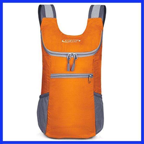 G4Free折畳みバッグ11Lポケッタブルリュック軽量スポーツバッグコンパクトメンズレディースジム子供旅