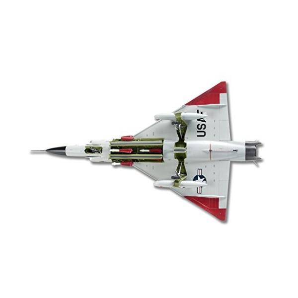アメリカレベル 1/48 アメリカ空軍 F-102A デルタダガー プラモデル 5869|annex2019|02