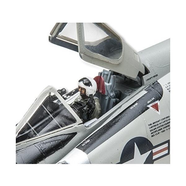 アメリカレベル 1/48 アメリカ空軍 F-102A デルタダガー プラモデル 5869|annex2019|03