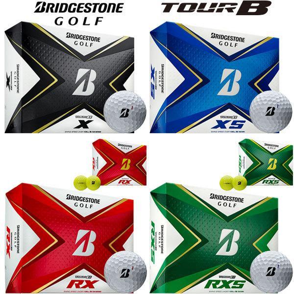 ブリヂストン2020ツアーBシリーズゴルフボール1ダース12pTOURBUSAモデル