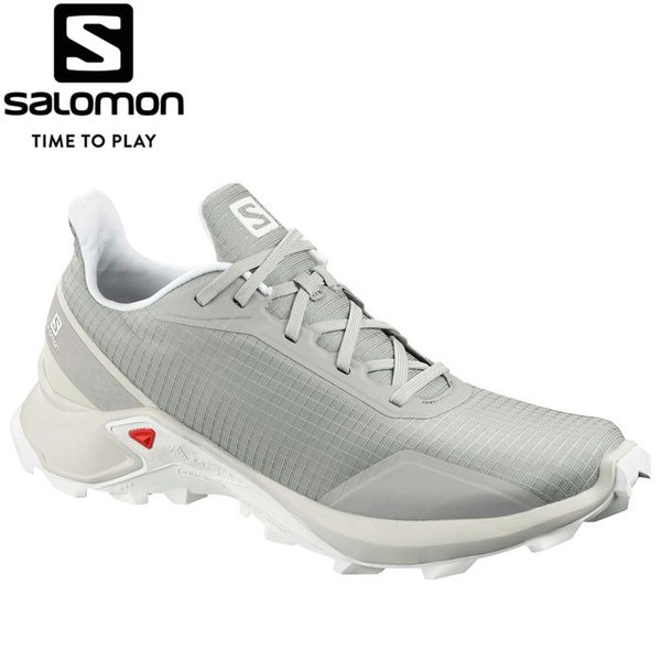 サロモン ALPHACROSS トレイルランニングシューズ メンズ L40798100