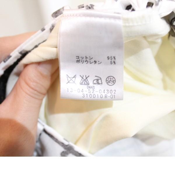 セール SALE トゥモローランドコレクション トゥモローランド パンツ ハンドウィンドウパンツ TOMORROWLAND collection annie-0120 06