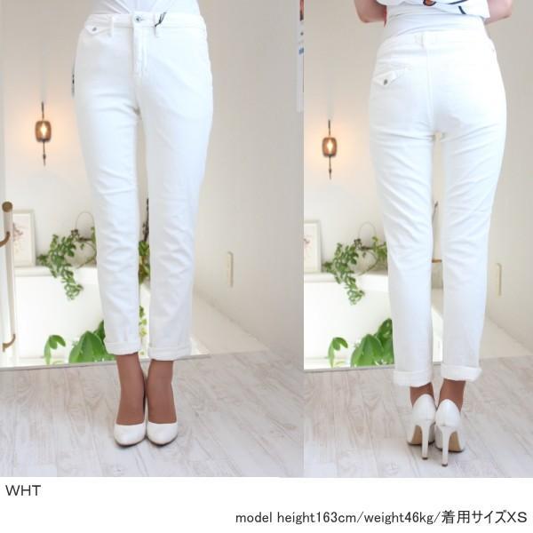 SALE セール20%OFF ヤヌーク Boys Cropped Trousers YANUK|annie-0120|02
