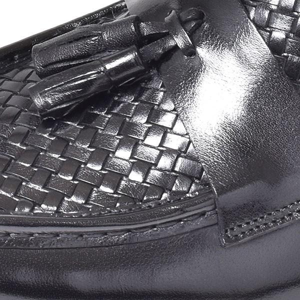 タッセルローファー メンズ ローファー ビジネスシューズ 本革 革靴 靴 anothernumber 11