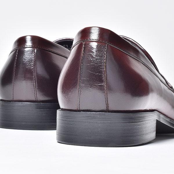 タッセルローファー メンズ ローファー ビジネスシューズ 本革 革靴 靴 anothernumber 05