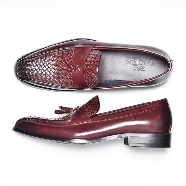 タッセルローファー メンズ ローファー ビジネスシューズ 本革 革靴 靴 anothernumber 10