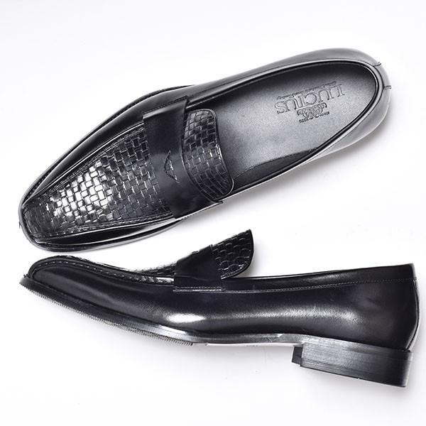 コインローファー メンズ ローファー ビジネスシューズ 靴 本革 革靴|anothernumber|04