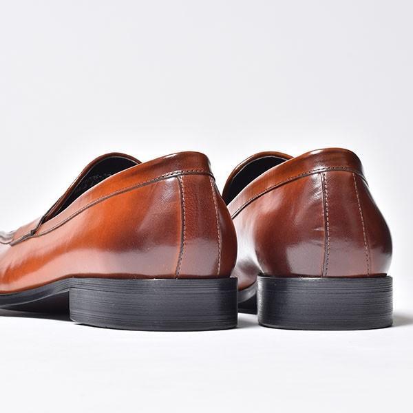 コインローファー メンズ ローファー ビジネスシューズ 靴 本革 革靴|anothernumber|05