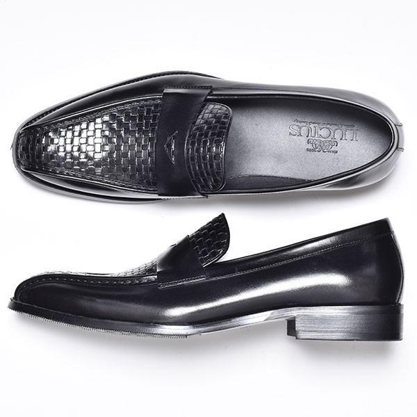 コインローファー メンズ ローファー ビジネスシューズ 靴 本革 革靴|anothernumber|07