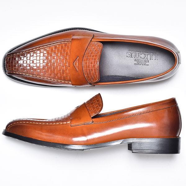 コインローファー メンズ ローファー ビジネスシューズ 靴 本革 革靴|anothernumber|08