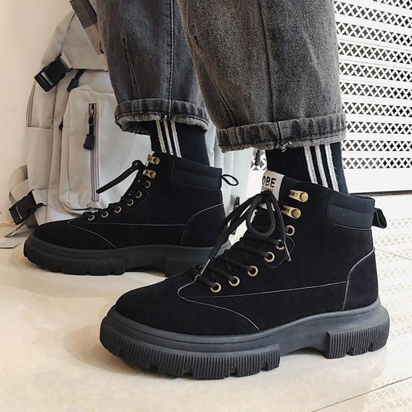 ワークブーツ メンズ 靴 カジュアルシューズ おしゃれ|anothernumber|04