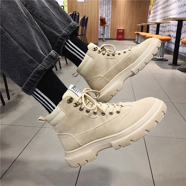 ワークブーツ メンズ 靴 カジュアルシューズ おしゃれ|anothernumber|09