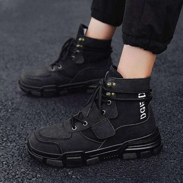 ワークブーツ メンズ 靴 ショートブーツ カジュアルシューズ おしゃれ|anothernumber|02
