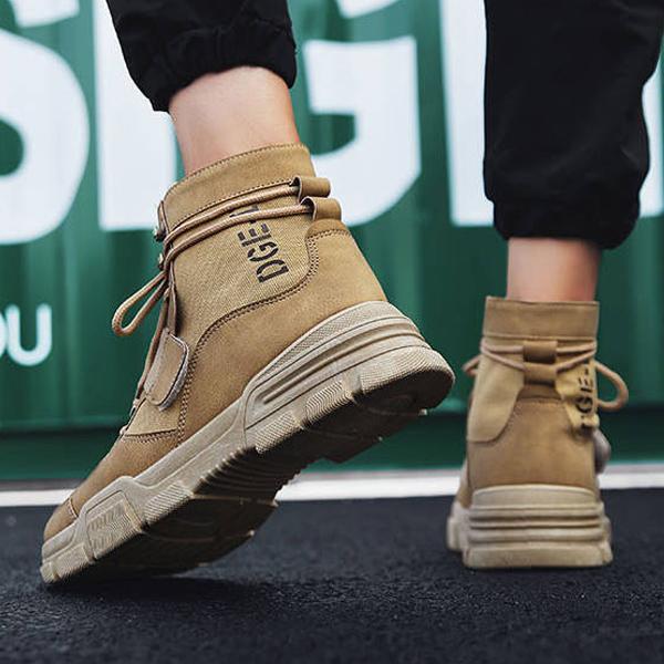 ワークブーツ メンズ 靴 ショートブーツ カジュアルシューズ おしゃれ|anothernumber|10