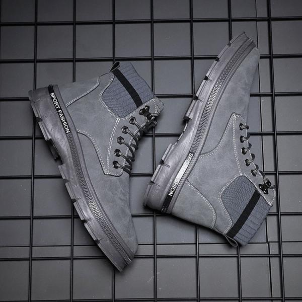 ワークブーツ メンズ 靴 カジュアルシューズ おしゃれ|anothernumber|12