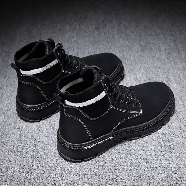 ワークブーツ メンズ 靴 カジュアルシューズ おしゃれ|anothernumber|13