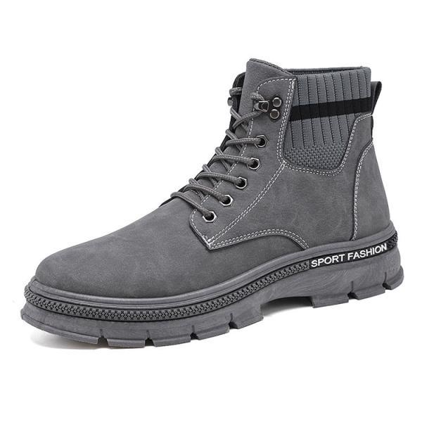ワークブーツ メンズ 靴 カジュアルシューズ おしゃれ|anothernumber|16