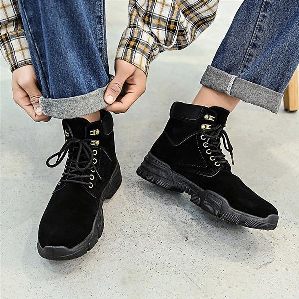 ワークブーツ メンズ 靴 ショートブーツ カジュアルシューズ おしゃれ anothernumber 06