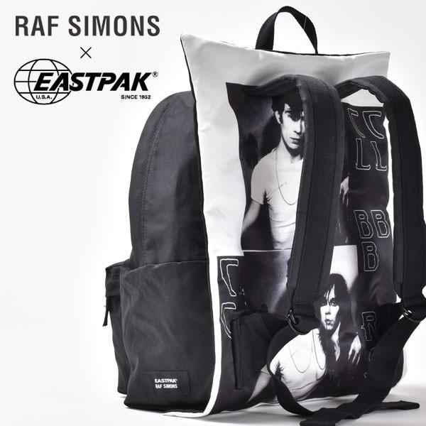 ラフシモンズ イーストパック リュック Raf Simons Eastpack コラボ 限定 バックパック