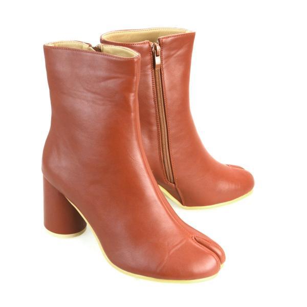 足袋 タビ ショートブーツ レディース 靴 婦人靴 アウトレット