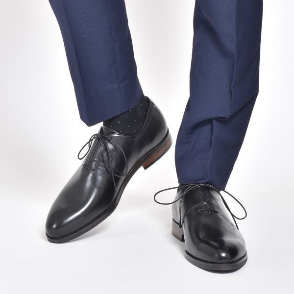 ビジネスシューズ 本革 メンズ 本革ビジネスシューズ 革靴 靴|anothernumber|06