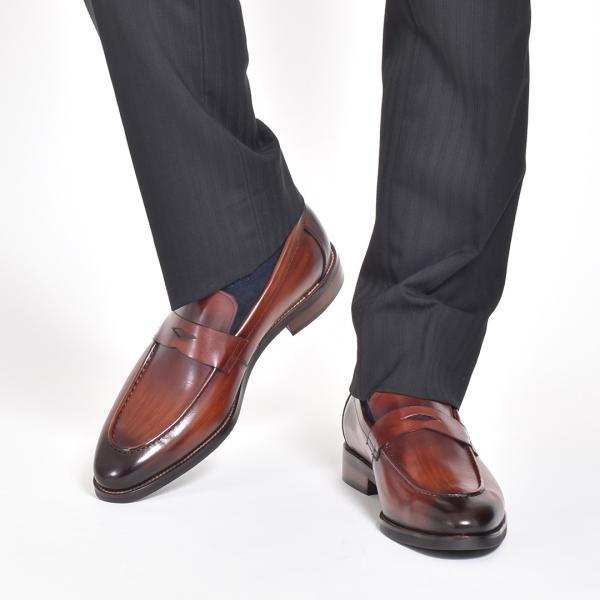 ビジネスシューズ 本革 メンズ 本革ビジネスシューズ 革靴 靴|anothernumber|07