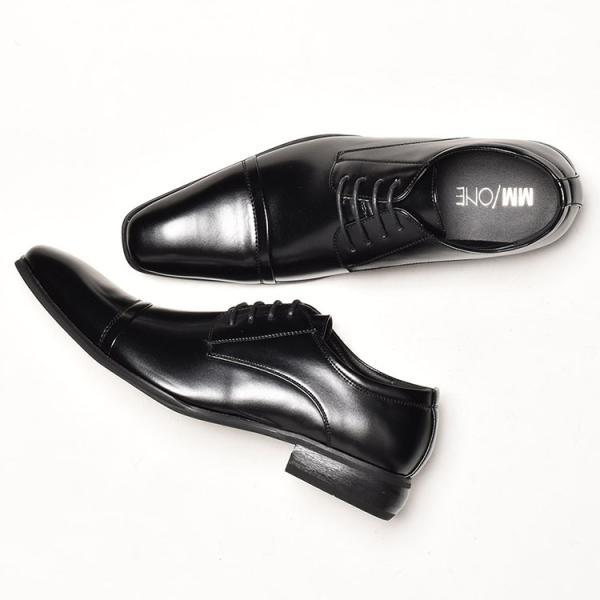 ビジネスシューズ メンズ PU革靴 本革並 靴|anothernumber|04