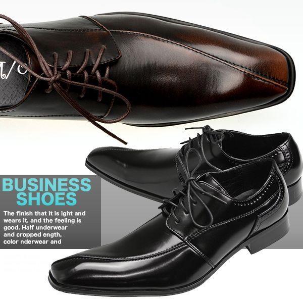 ビジネスシューズ メンズ PU革靴 靴 プレーントゥ|anothernumber