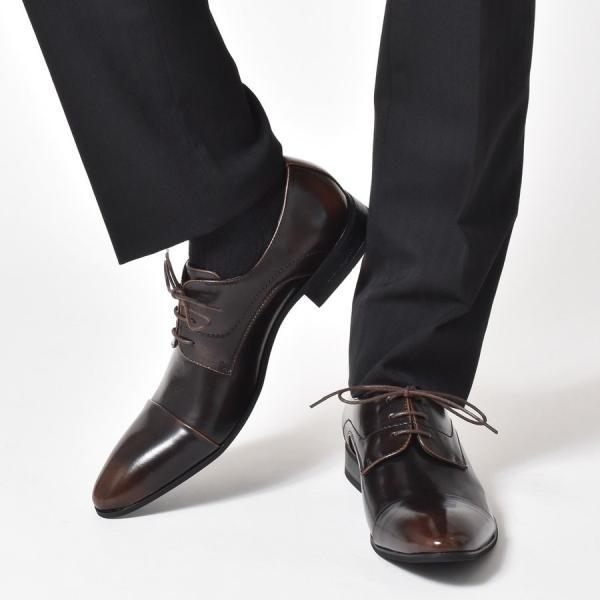 ビジネスシューズ メンズ 紳士ビジネスシューズ PU革靴 靴|anothernumber|13