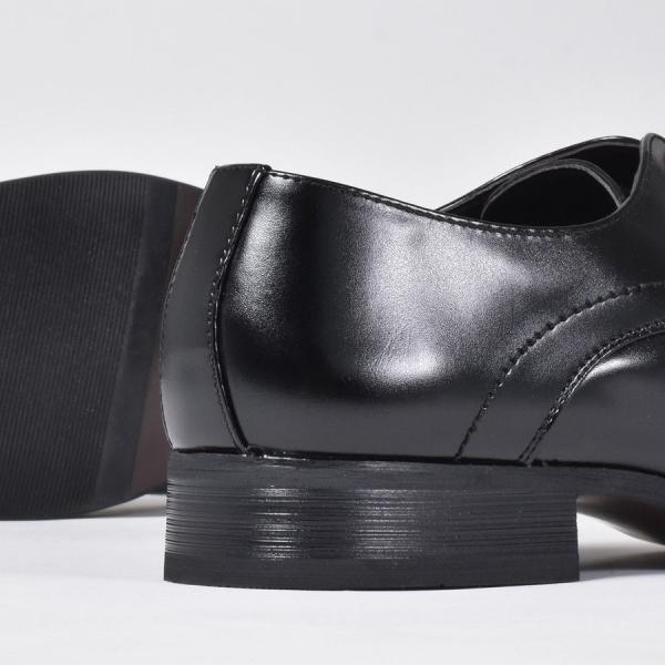 ビジネスシューズ メンズ 紳士ビジネスシューズ PU革靴 靴|anothernumber|07