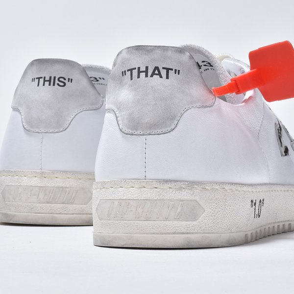 スニーカー メンズ Off-White オフホワイト 靴 ダッドシューズ|anothernumber|07