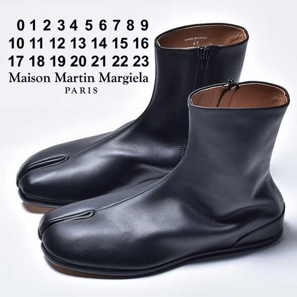 ブーツ メンズ 足袋 マルジェラ
