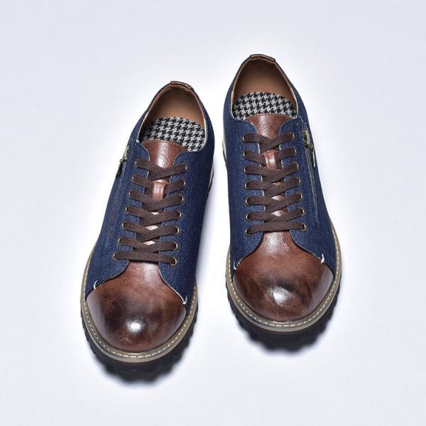 スニーカー メンズ 靴 ウォーキングシューズ おしゃれ|anothernumber|06