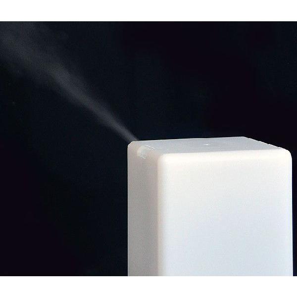 LEDライトアップ アロマディフューザー 超音波式 カメヤマ ルームフレグランス アロマ ディフューザー LED|ansindo|03