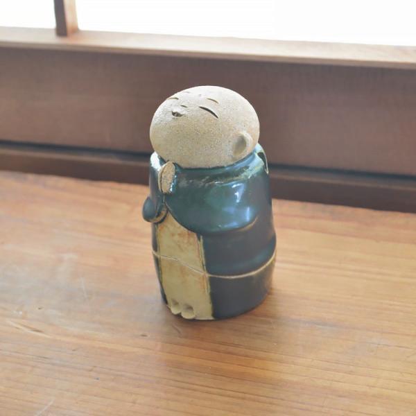香皿 地蔵香彩器 「わらべ」 香彩器 香立て 陶器 日本製 和風 和柄 スティック コーン 贈り物 ギフト プレゼント お線香立て お香 アロマ