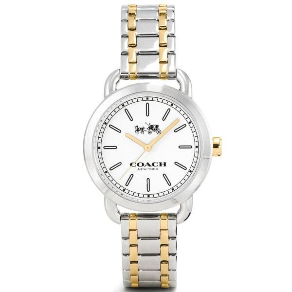 8c0d2f418df4 コーチ 時計 腕時計 レディース W6050 COACH Lex レックス 32 ツートン ブレスレット ツートン ウォッチ アウトレット|answt  ...