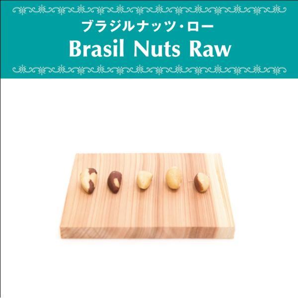ブラジルナッツ ブラジル産 ローナッツ 無添加 無漂白 砂糖不使用 オーガニック ヴェガン ベジタリアン ローフード ポリフェノール 自然食品 天然素材 1000g