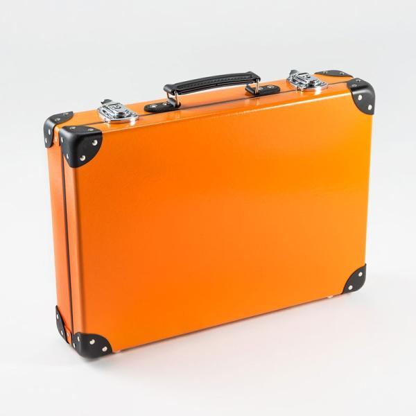 11%OFFクーポン10/22一日限定 タイムボイジャー スタンダード A3 ビターオレンジ アタッシュケース ATS-A3-OR おしゃれ か