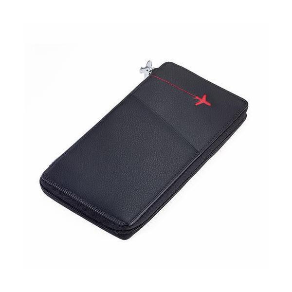 トロイカ TROIKA トラベルケース レッドペッパー TR-TRV82-LE ファッション小物 スタイリッシュ パスポートケース カードケース デー