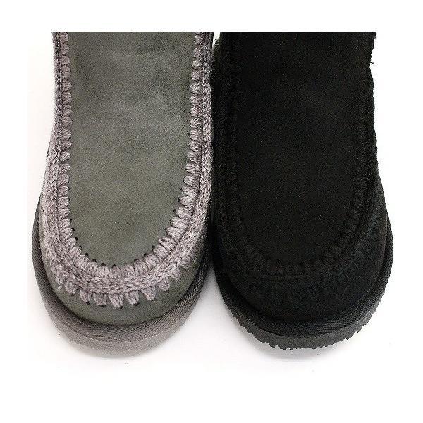 ムートンブーツ 靴 レディース 歩きやすい モカシン フラット 内ボア 暖かい|antelope|06