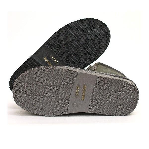 ムートンブーツ 靴 レディース 歩きやすい モカシン フラット 内ボア 暖かい|antelope|10