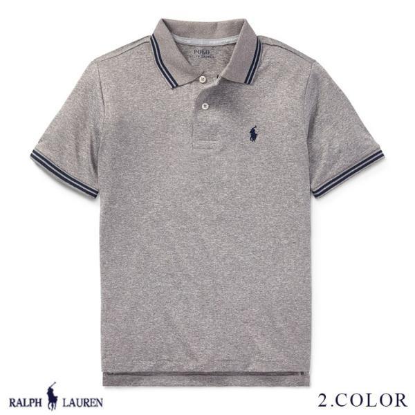 ラルフローレン ポロシャツ RALPH LAUREN boys Performance Lisle Polo Shirt 474169 ゆうパケットで送料無料 8月8〜発送予定 s-m|anthem