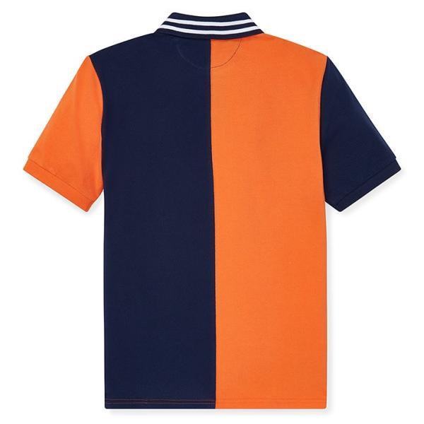 ラルフローレン ポロシャツ RALPH LAUREN boys Cotton Mesh Graphic Polo Shirt 474178 ゆうパケットで送料無料 s-m|anthem|03