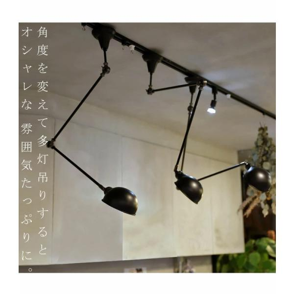 ペンダントライト 天井照明 灯具 可動式 引掛けシーリング 照明 一灯金具 一灯 ドーム型 E26  シェード付き インテリア照明 お洒落 アンティカフェ antiqcafe 13