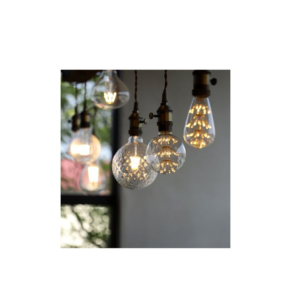 LED 電球 E26 2W 花火電球 照明 ライト 装飾 花火 プレゼント アンティカフェ|antiqcafe|08