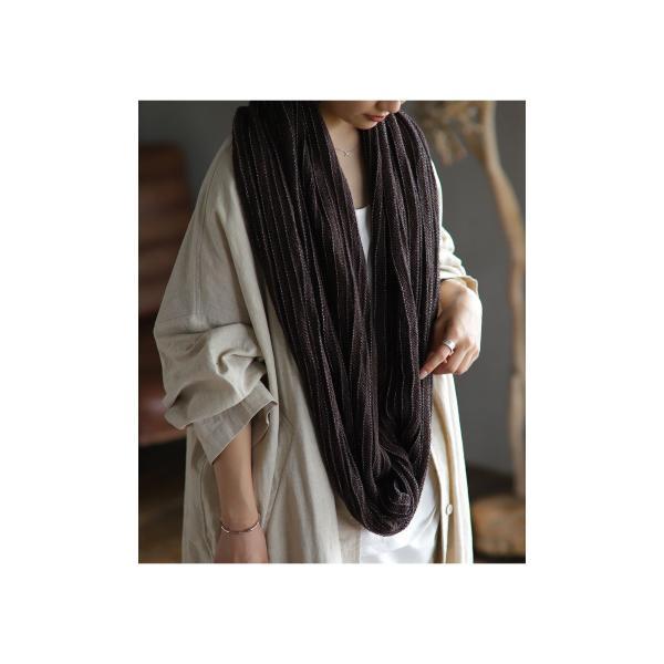 ストール ショール カーディガン 羽織り ギフト アンティカフェ|antiqcafe|19